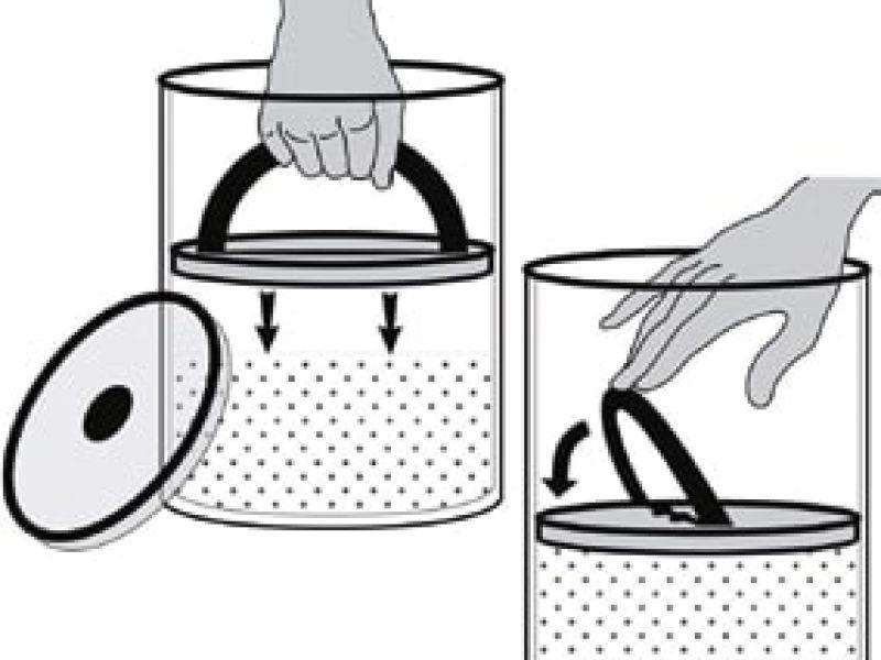img produit Boîte céramique