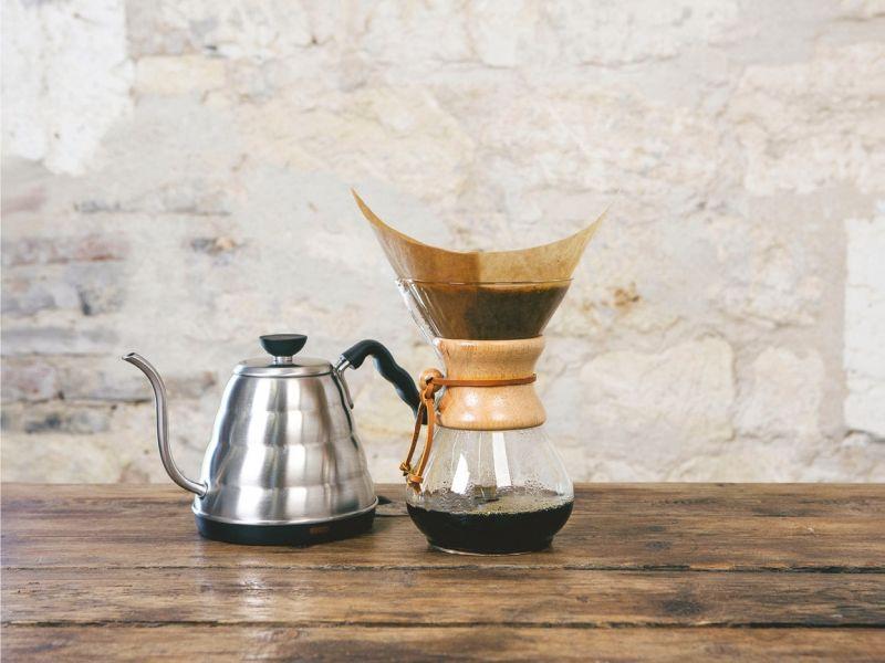 img produit Cafetière en verre 6 tasses