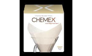 produit torrefaction papillons -  CHEMEX - filtres blancs
