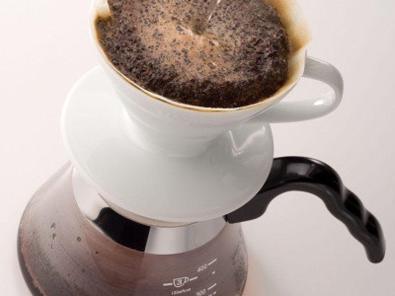 img produit Dripper V60 - 4 tasses Blanc