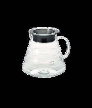 produit torrefaction papillons - Carafe en verre pour V60 - 4-5 tasses