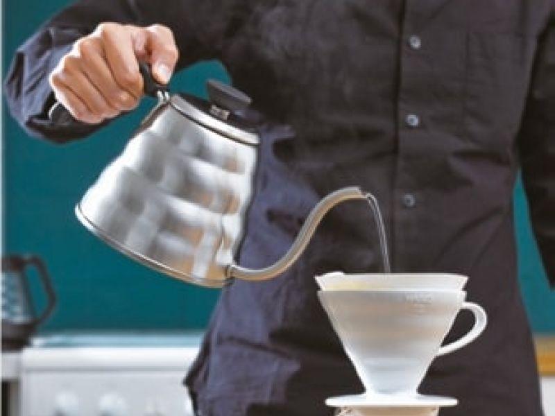 img produit Kit V60 Dripper Céramique Blanc 1-4 tasses