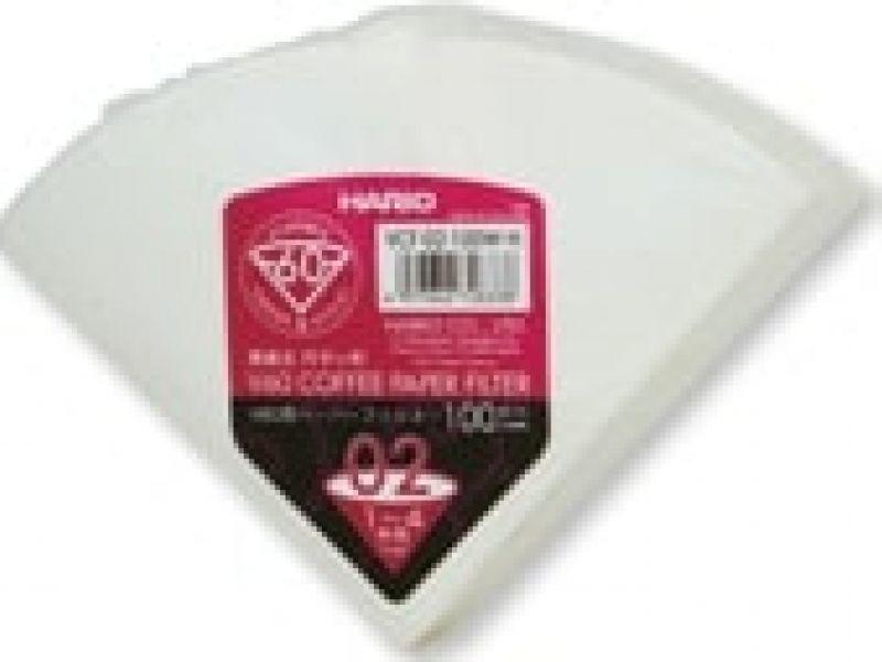 img produit Filtres Blancs pour V60 - Taille 1 et 2
