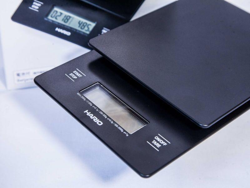 img produit Balance chronomètre pour filtration V60