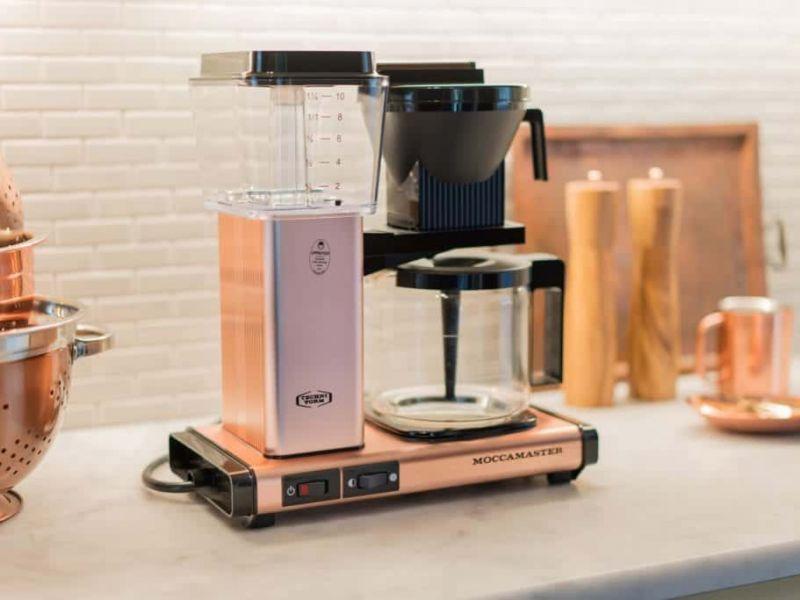 img produit Cafetière électrique KBG 741