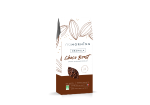 produit torrefaction papillons - Granola Choco Boost