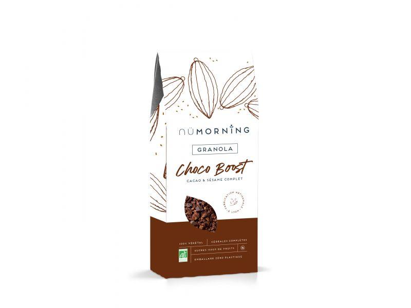 img produit Granola Choco Boost