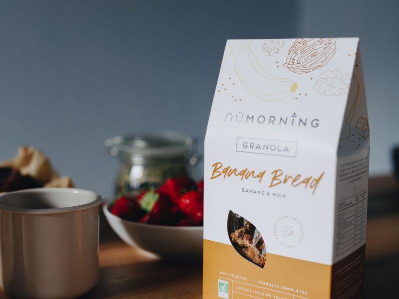 img produit Granola Banana Bread