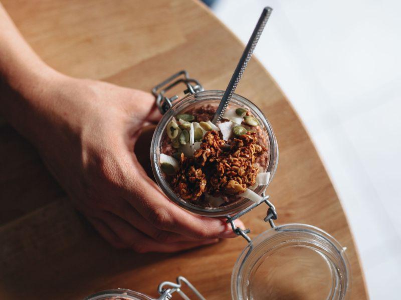 img produit Granola Super Nutty