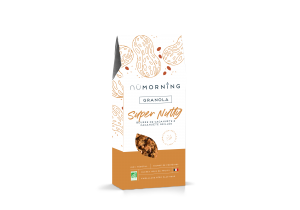 produit torrefaction papillons - Granola Super Nutty