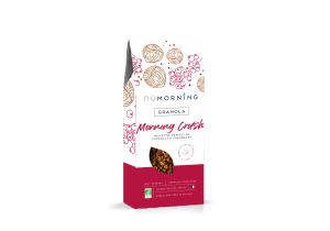 produit torrefaction papillons - Granola Morning Crush
