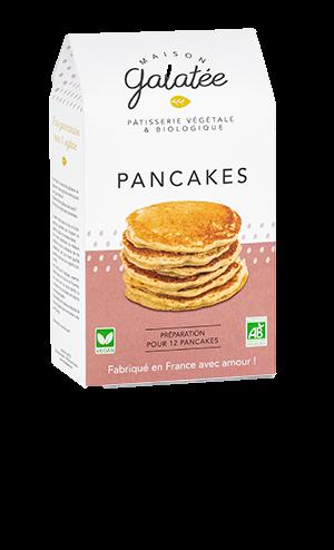 produit torrefaction papillons - Pancakes sans Œuf