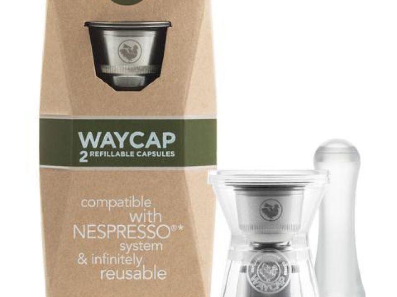 img produit Capsule réutilisable compatible Nespresso