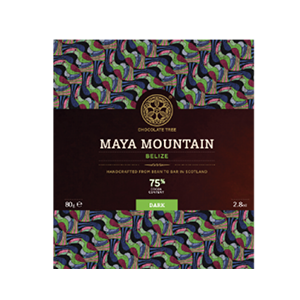 produit torrefaction papillons - Maya Mountain 75% Bio