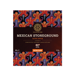 produit torrefaction papillons - Mexican Stoneground 80% Bio