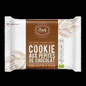 produit torrefaction papillons - Cookie aux pépites de chocolat