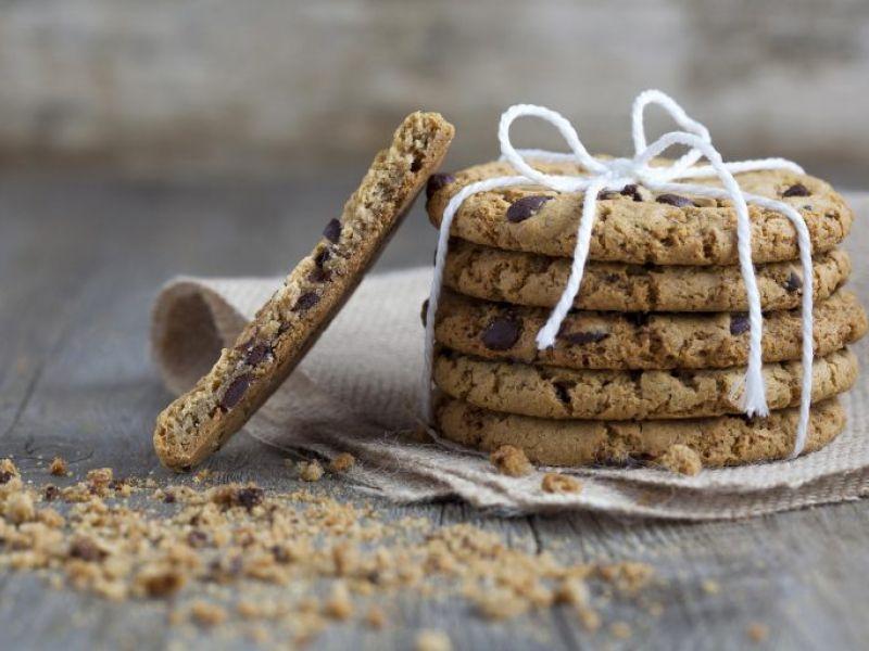img produit Cookie à la framboise