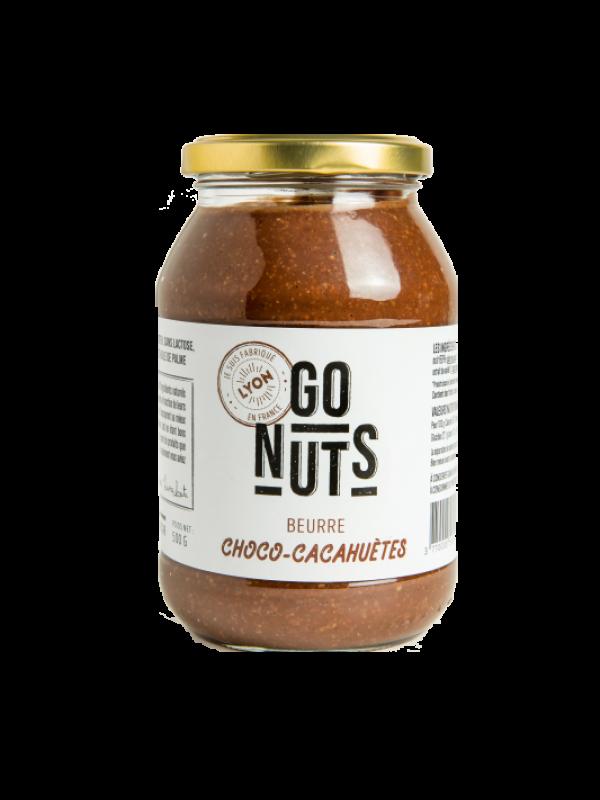 produit torrefaction papillons - Beurre de cacahuètes chocolat BIO