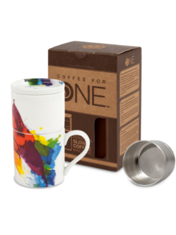 produit torrefaction papillons - Coffee for one On colour flow