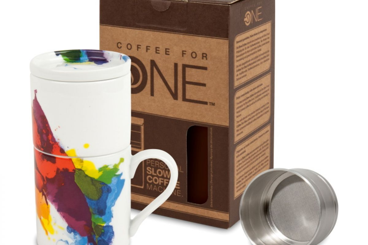 img produit Coffee for one On colour flow