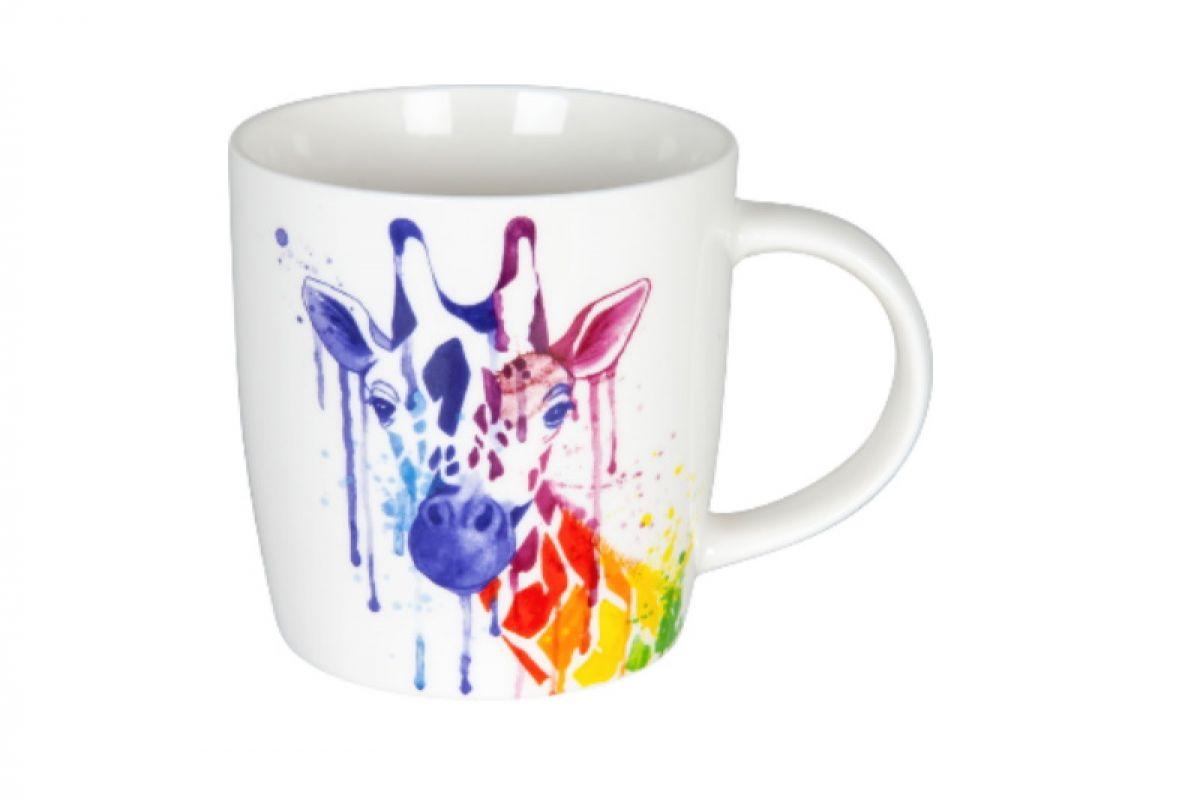 img produit Mug Animaux Aquarellés
