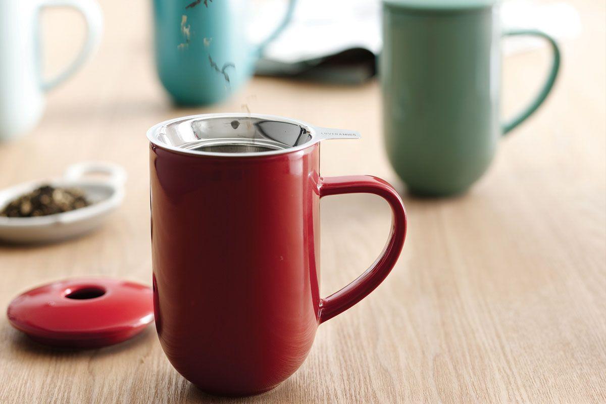 img produit Mug avec infuseur et couvercle 45 cl