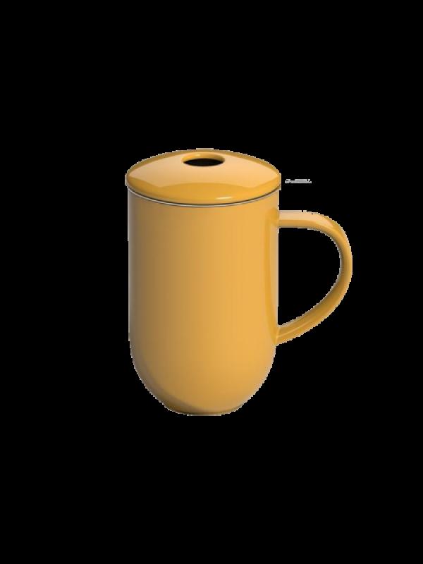produit torrefaction papillons - Mug avec infuseur et couvercle 45 cl