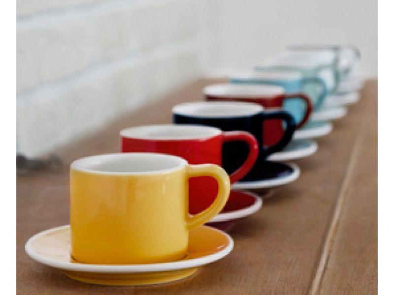 img produit Tasse Espresso Bond 8 cl Rouge
