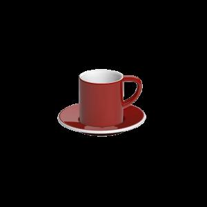 produit torrefaction papillons - Tasse Espresso Bond 8 cl Rouge